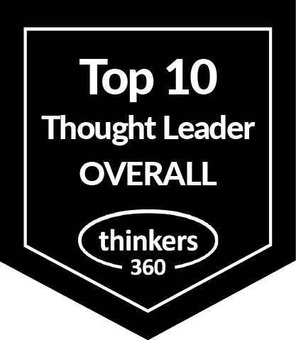 Top 10 Thought Leader and Influencer